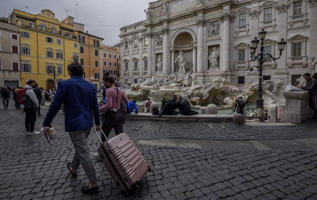 Італія відкриває кордони для вакцинованих британців