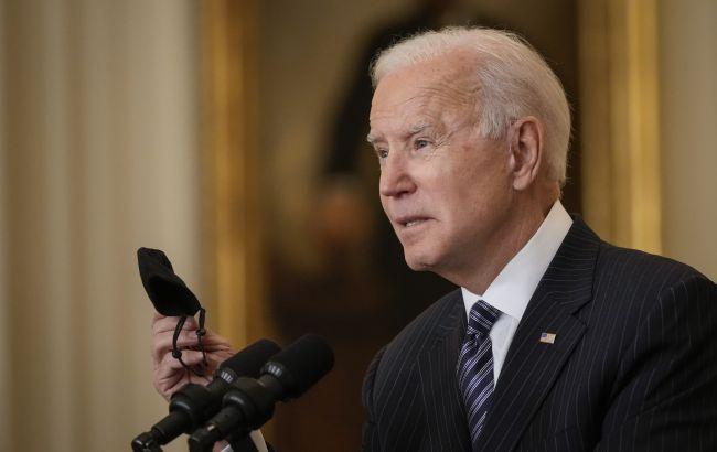 Байден: США не стремятся к конфликту с Россией, но будут противостоять вызовам