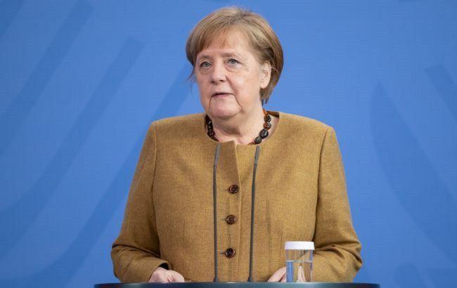 """Меркель назвала условие для закупки Германией российской вакцины """"Спутник V"""""""