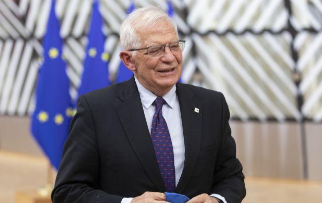 Боррель поддержал Украину и поздравил Зеленского с Крымской платформой