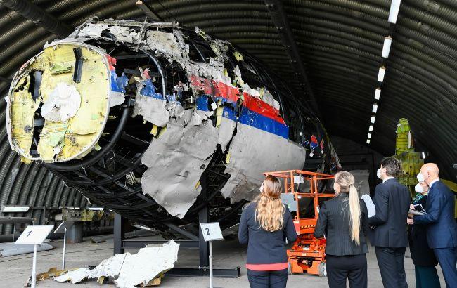 Предварительное производство по делу MH17 завершено. Судьи и адвокаты исследовали обломки