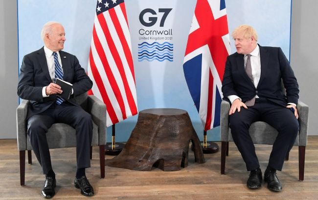 В Британии сегодня стартует первый за время пандемии очный саммит G7: главные темы