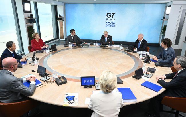 G7 создаст глобальный проект по противодействию Китаю