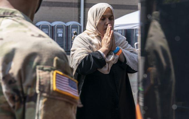 США евакуювали з Узбекистану півтисячі афганців