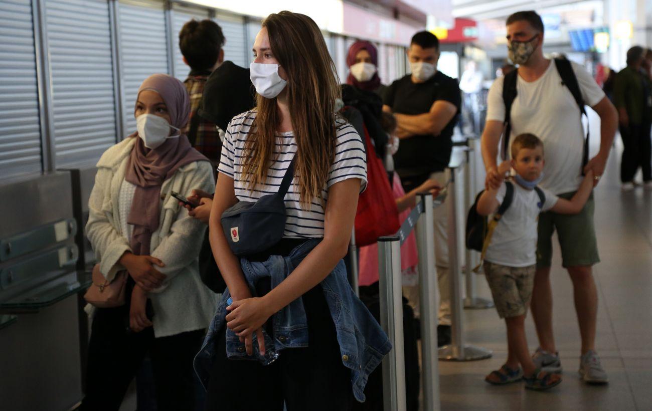 Греция изменила условия въезда в страну для туристов