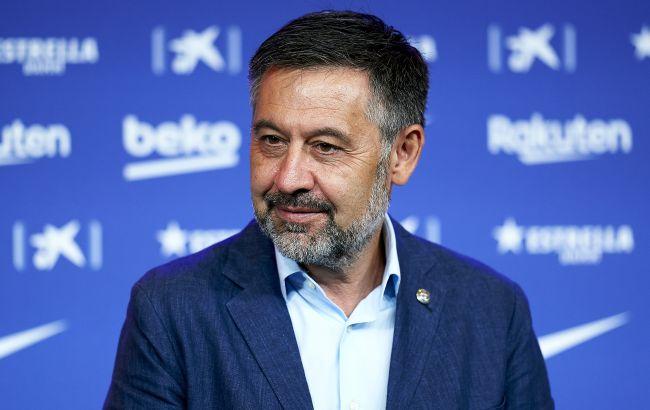 """Экс-президента """"Барселоны"""" арестовали по делу о коррупции"""