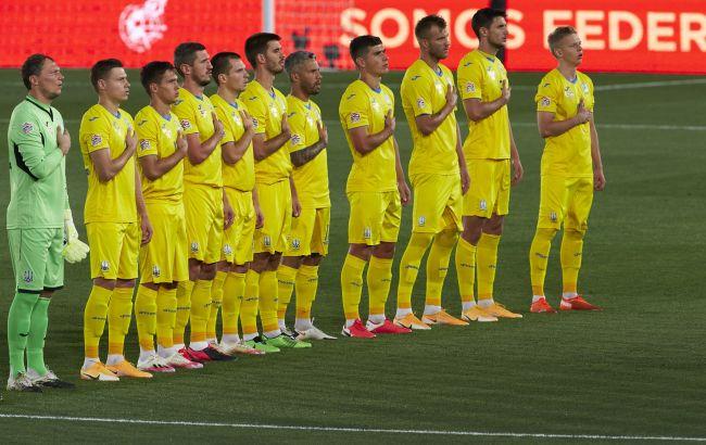 Объявлен расширенный состав сборной Украины на сборах перед Евро-2020