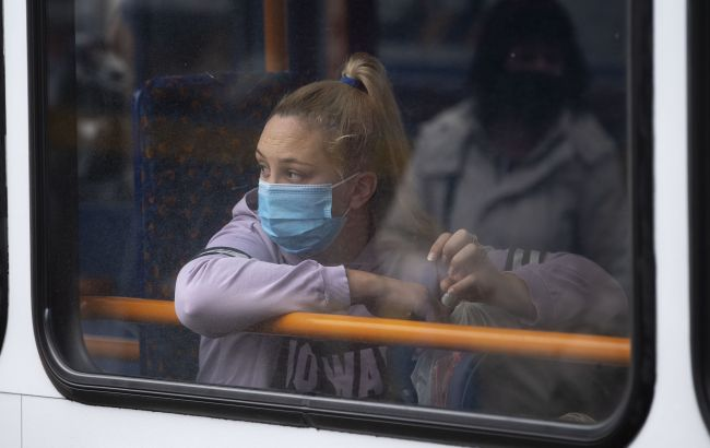 В Україна зафіксували 8 549 нових випадків коронавіруса за минулу добу