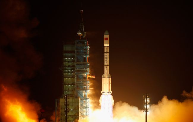Китай успешно вывел на орбиту спутник Тяньхуэй I-04