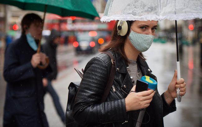 Циклон Грегор несет в Украину похолодание и грозы: где испортится погода (карты)