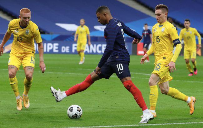 Матч відбору на ЧС-2022 між Францією і Україною пройде без глядачів