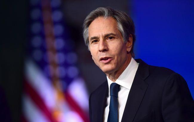 США проти дій Росії щодо дестабілізації ситуації в Україні, - Блінкен