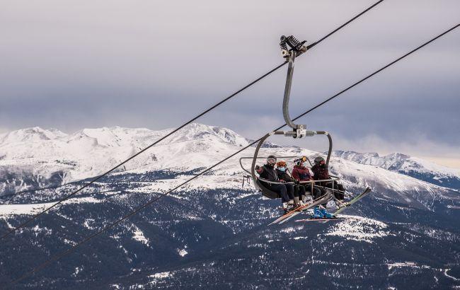 Італія продовжила заборону на відкриття гірськолижних курортів