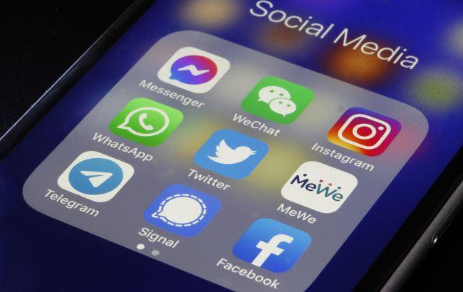 В работе Instagram, Facebook и WhatsApp произошел масштабный сбой