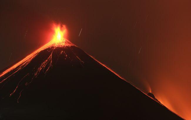 В Гватемале началось извержение вулкан Пакая