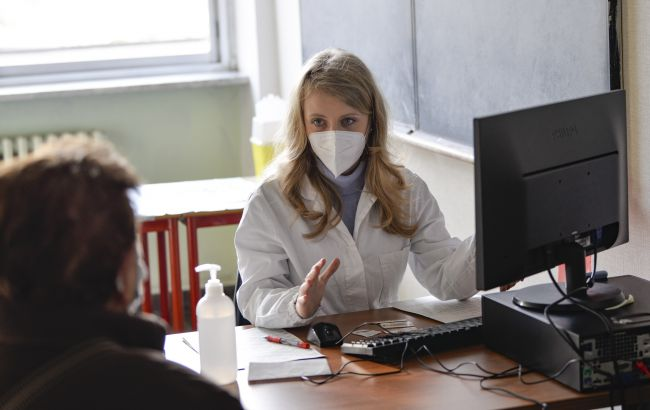 В Украине заработали электронные больничные. До 1 сентября их должны формировать все медучреждения