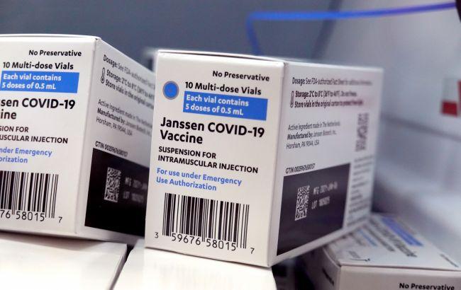Молдова в понеділок отримає півмільйона доз вакцини J&J від США. Україна ще чекає