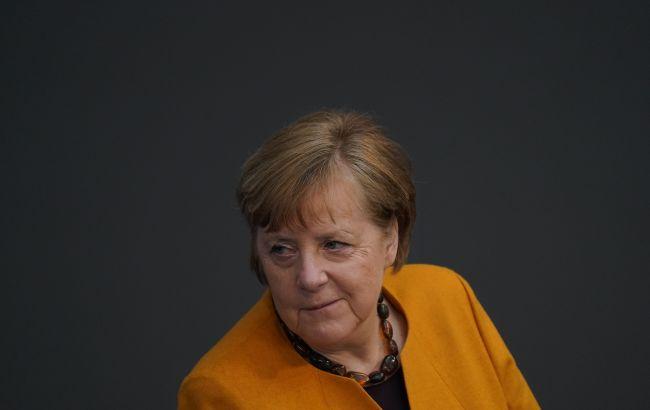 Меркель прибула в Москву на переговори з Путіним