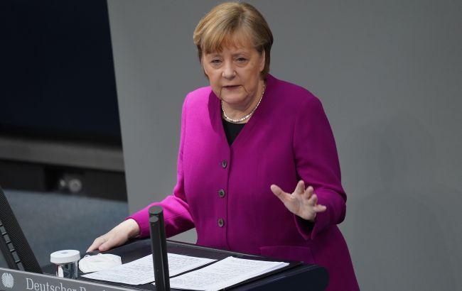 """Сделка между Германиейи США по """"Северному потоку-2"""" не решает всех проблем, - Меркель"""