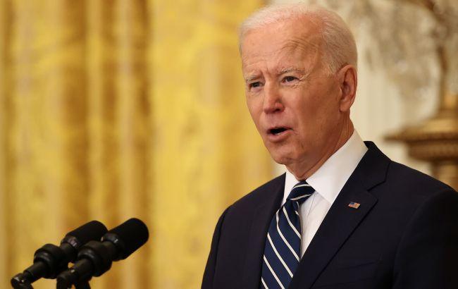 Байден про виведення військ США з Афганістану: ми підемо, питання - коли