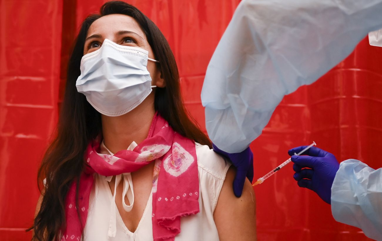 В Евросоюзе сделали 150 миллионов COVID-прививок