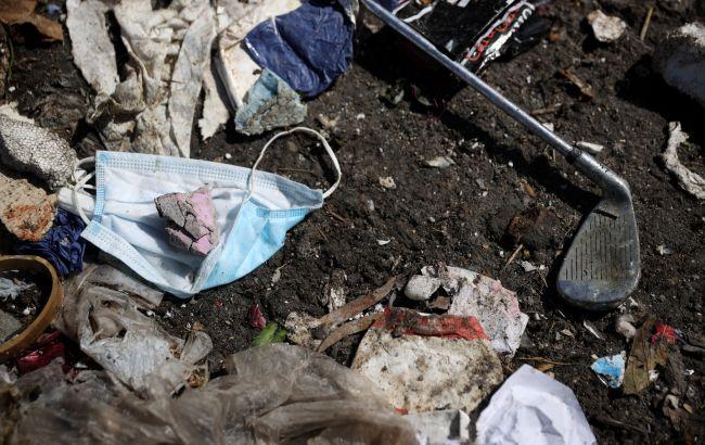 В Україні минулого року виявили понад дві тисячі несанкціонованих сміттєзвалищ