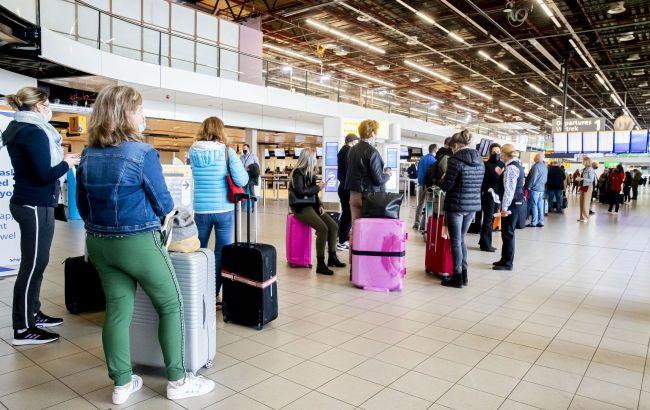 Госдеп США снизил уровень опасности путешествий в Украину из-за COVID-19