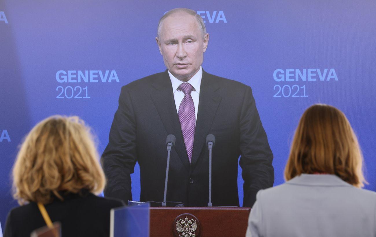 Байден не приглашал меня в гости, для этого должны созреть условия, - Путин