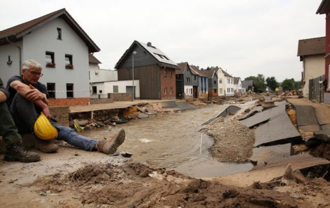 Наводнения в Европе: власти заранее знали об опасности, но не оповестили людей