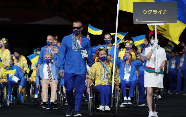 Украинцы завоевали еще три медали на Паралимпиаде в Токио