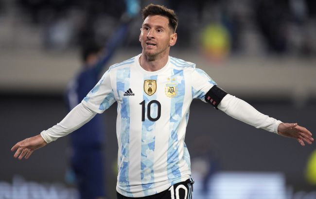 Месси побил рекорд Пеле по количеству голов за южноамериканскую сборную