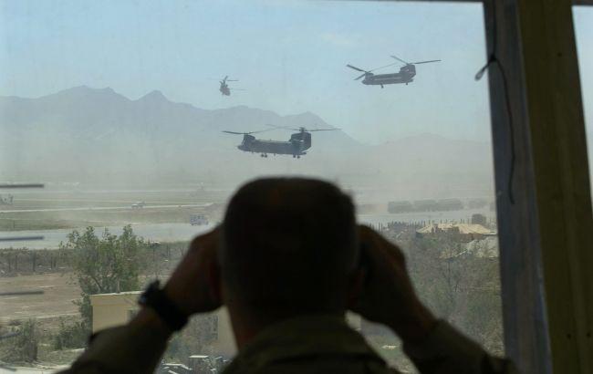 В Узбекистані розбився військовий літак Афганістану