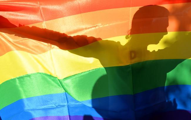 Фото: Прапор ЛГБТ (rollcall.com)