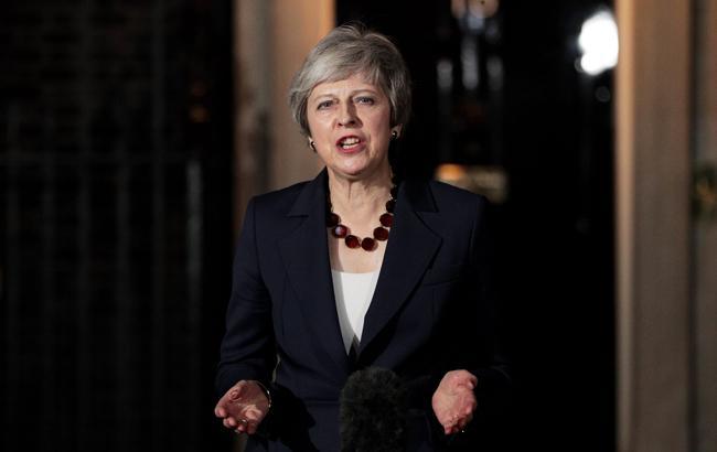 Мэй прокомментировала возможность нового референдума по Brexit