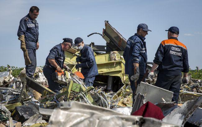 """На суде по MH17 обнародовали новые переговоры о """"Буке"""" после катастрофы"""