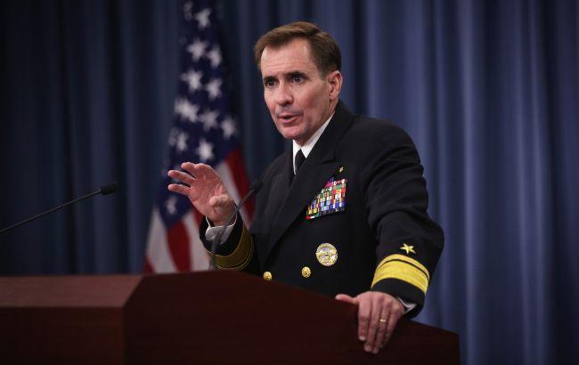"""Пентагон назвав публікації про готовність до теракту в Кабулі """"незаконним витоком даних"""""""