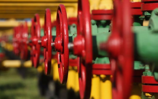 Цена на газ в Европе превысила 770 долларов
