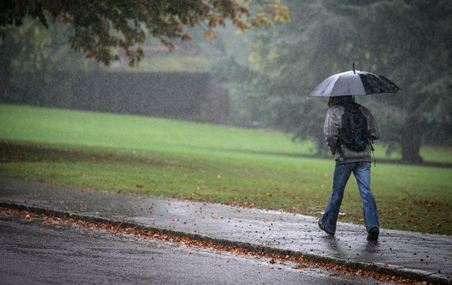 В Украине сегодня будет дождливо, температура до +26