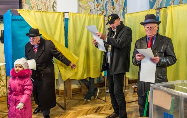 Явка на выборах президента Украины: все подробности