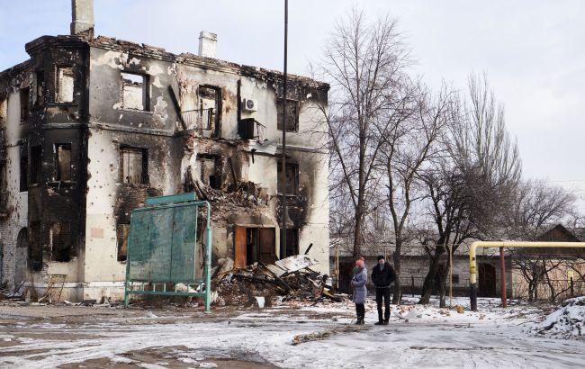 С начала года на выплаты компенсаций за разрушенные дома на Донбассе направили 20 млн гривен