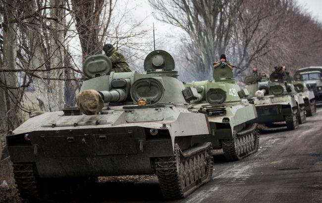 Бойовики стягують важку техніку в Донецькій області: ОБСЄ помітила танки і гаубиці