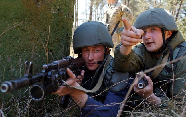 Бойовики двічі порушили перемир'я на Донбасі, втрат серед ЗСУ немає