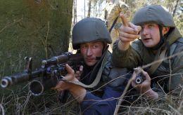 На Донбассе пострадали двое украинских военных: боевики применяли гранатометы и минометы