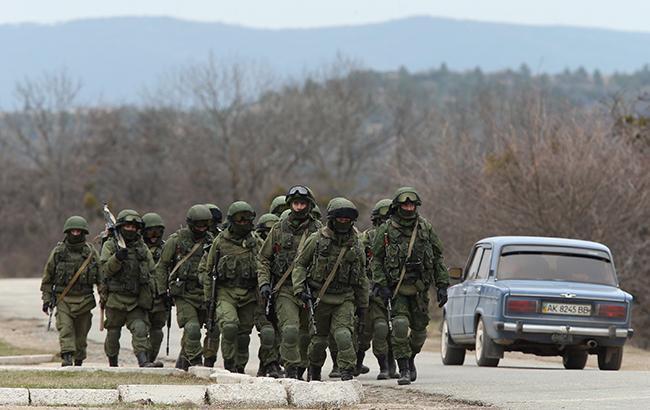 Військова прокуратура передала в суд обвинувачення офіцеру РФ, який брав участь в анексії Криму