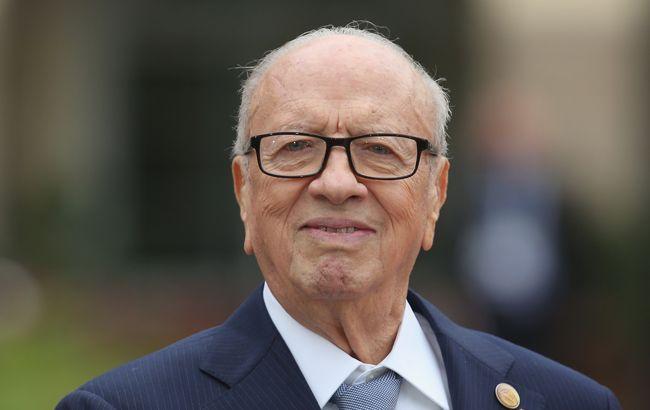 Помер президент Тунісу