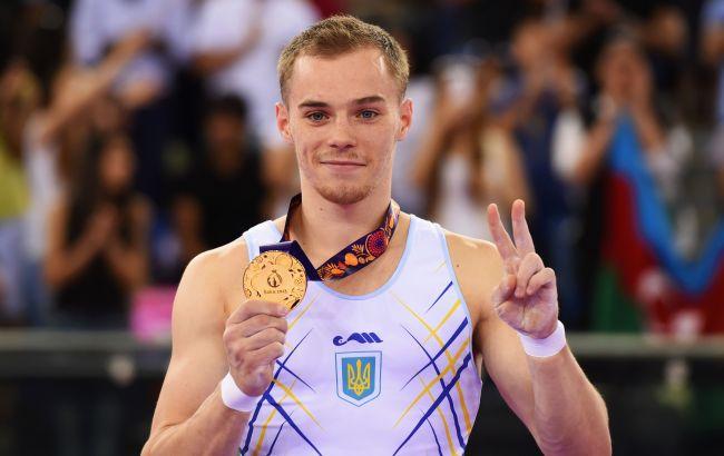 Український олімпійський чемпіон Верняєв відсторонений від змагань