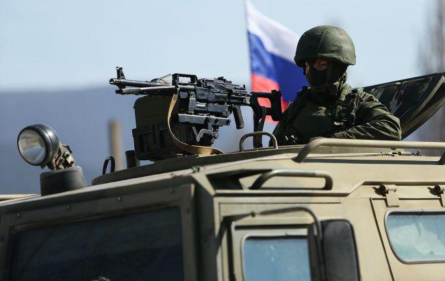 Россия проводит учения боевиков вблизи украинских границ, - разведка