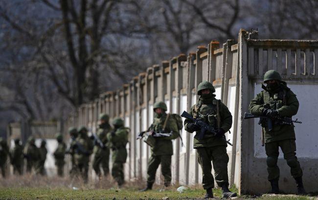 Оккупанты на Донбассе обстреляли территорию и здание школы-интерната