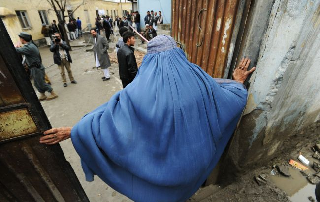 """""""Талибан"""" запретил женщинам заниматься спортом"""