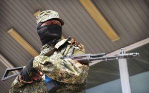 """Боевики восемь раз нарушили режим """"тишины"""" на Донбассе, ранен военный"""